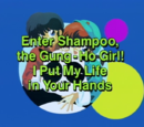 Enter Shampoo, the Gung-Ho Girl! I Put My Life in Your Hands
