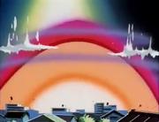 Ryoga Inherits Saotome School - fight explosion