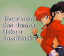 Showdown! Can Ranma Make a Comeback?