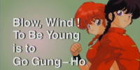 Blow, Wind! To Be Young is to Go Gung-Ho