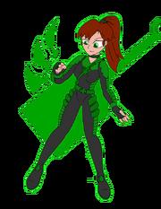Ukyou kuonji green lantern by capnchryssalid-d4c4jn9