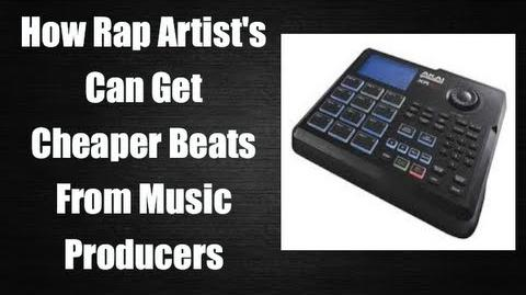 How Rappers Can Get Cheap Hip Hop Beats From Producers