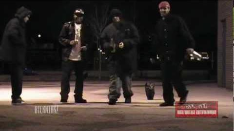 Shelrock Of Thug Mentality - Luv The West Ft Shay Butter & Teknikkz (MUSIC VIDEO)