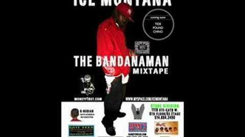 Cook Sum - Ice Montana Ft. Chino & Pound