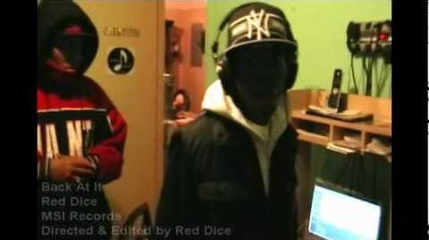 Red Dice - Back At It (Booth Session) Directed by Tango