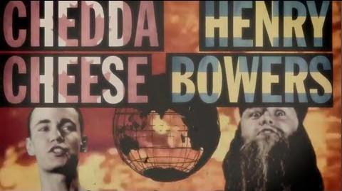 King of the Dot battle vs Henry Bowers