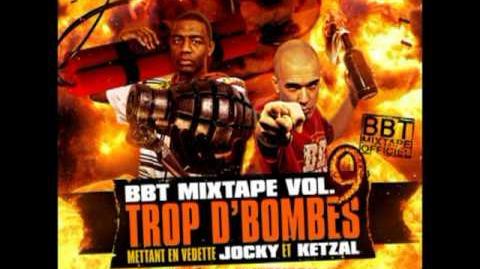 Jocky & Ketzal feat. Buzzy Bwoy - Tout C'Qu'on Fait On Le Fini