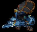 Ratchet's ship