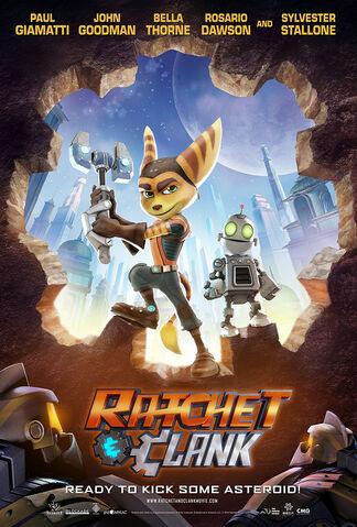 File:Ratchet & Clank movie poster.jpg