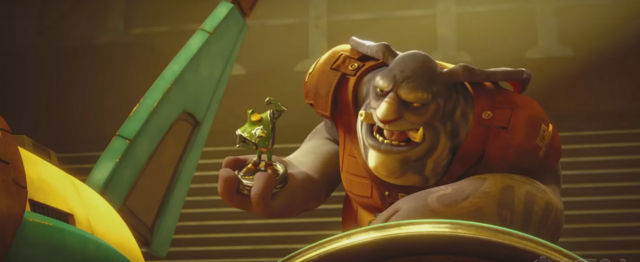 File:Grimroth with Qwark statuette.png