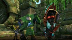 Vorselon Qwark 'fight'