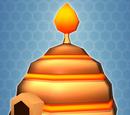 Guante mina de abejas Mk II