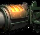 Tubo de minicohetes