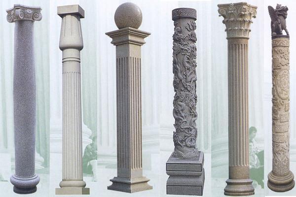 Filestone Pillar Stone Columnjpg. decorative ...