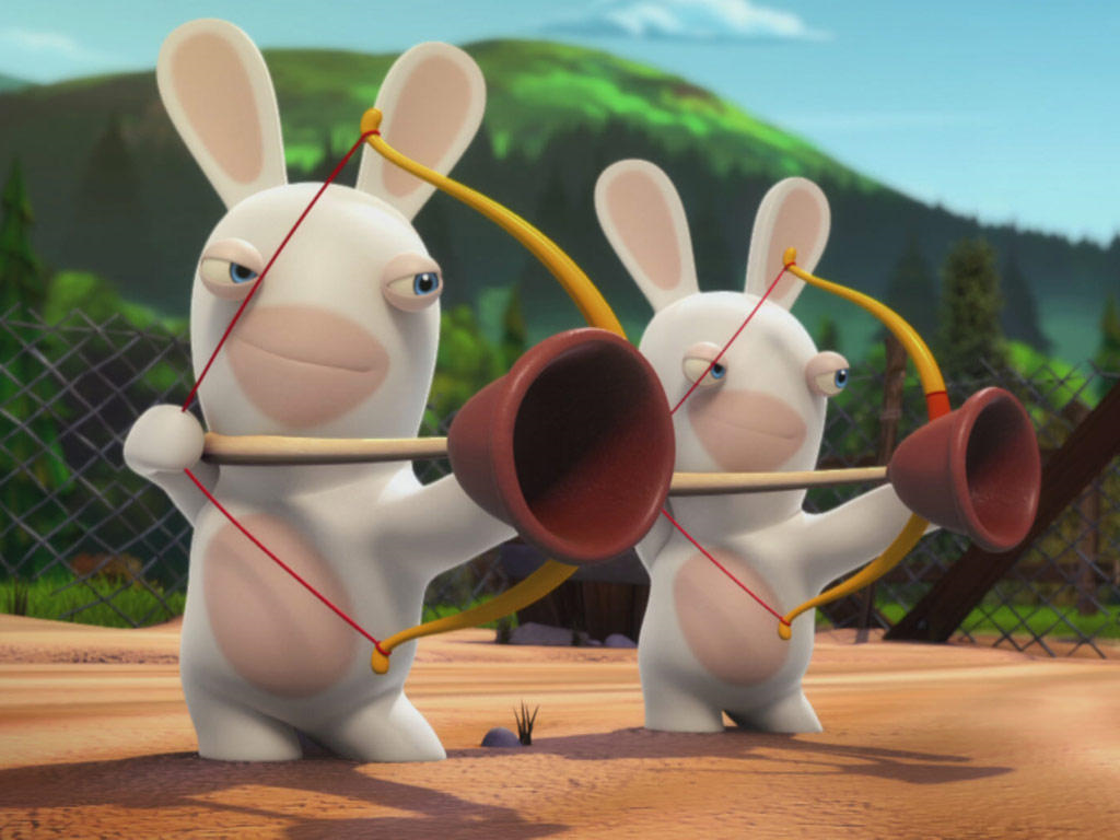 Plunger Raving Rabbids Wiki Fandom Powered By Wikia