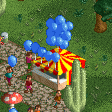 Balloon Stall RCT2 Icon