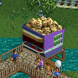 Chicken Nuggets Stall RCT2 Icon