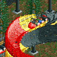 Flying Turns RCT2 Icon