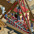 Pirate Ship RCT2 Icon