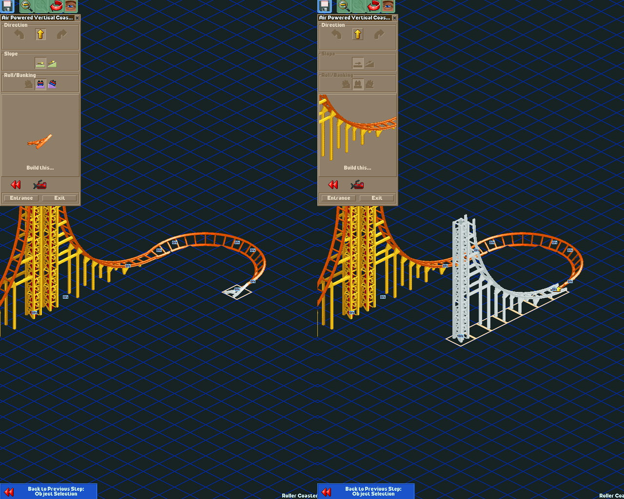 How To Build A Stall On Supports Rct