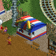 Sub Sandwich Stall RCT2 Icon