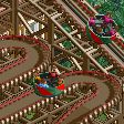Virginia Reel RCT2 Icon
