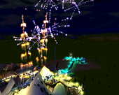 Fireworks Mountain