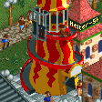 Spiral Slide RCT2 Icon