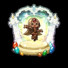 Returner in the mobile game