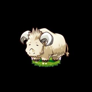 A Boruforu in the mobile game