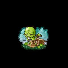 Gobujii in the mobile game