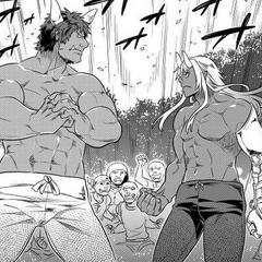 Ogakichi vs Rou