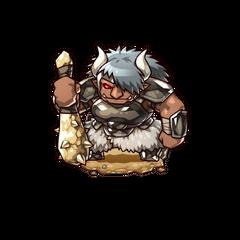 An Ashen Ogre