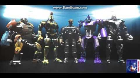 Real Steel Champions - Legends Update Official Trailer-0