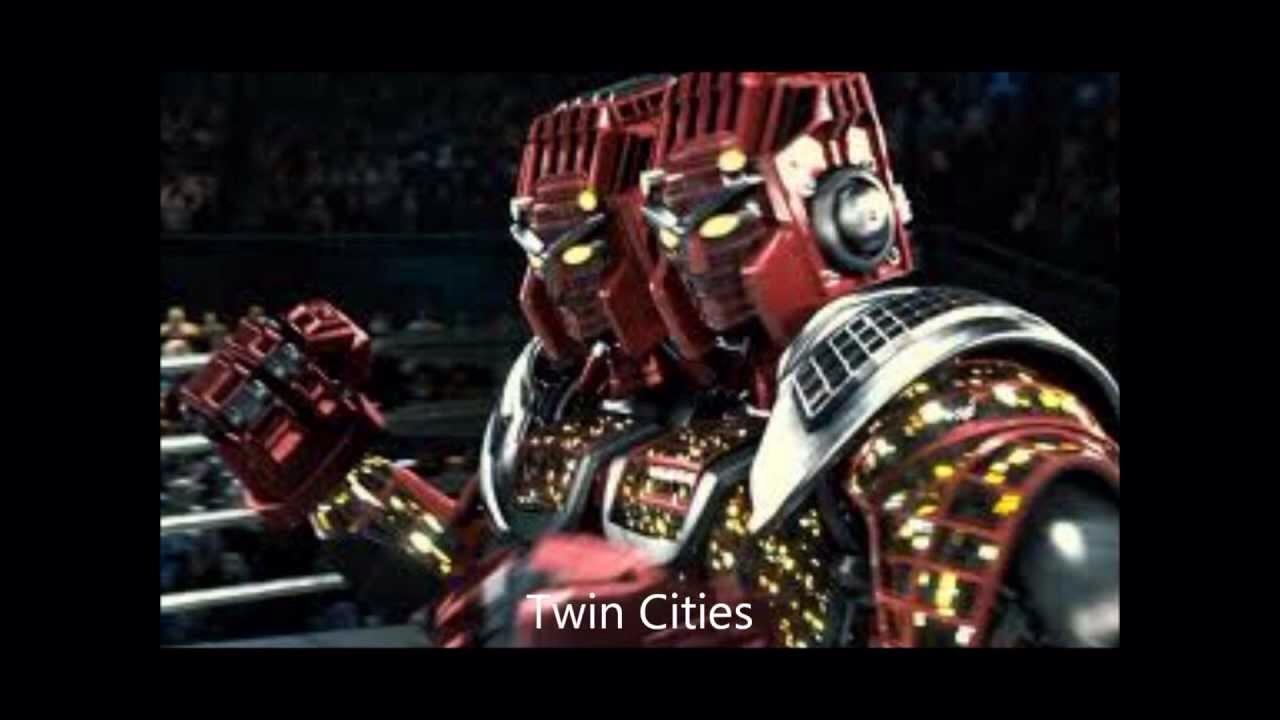 Twin Cities Real Steel Wiki Fandom Powered By Wikia