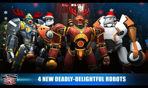 4 New Deadly-Delightful Robots