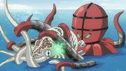 Armored Octopus