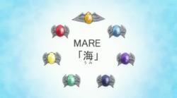 Mare Rings Target 202