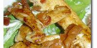 Australian Caesar Salad with Red Desert Spiced Chicken