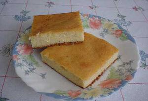 Corn bread (Proja)