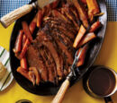 Crockpot Beef Brisket with Fall Vegetables