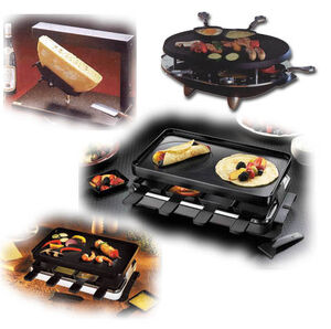 Raclette group