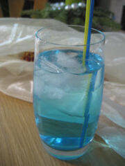 Cocktail bluewolga