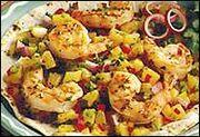 Tortilla Shrimp Grill