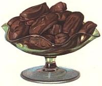 Chocolate nougatines