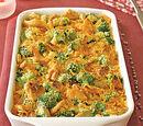 Broccoli Mushroom Rice Casserole
