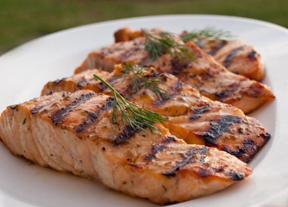 File:Grilled-salmon-herbs.jpg