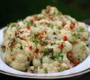 Cool Cauliflower Salad