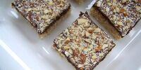 Chocolate Almond Squares