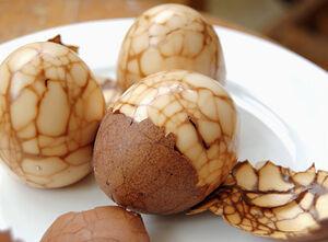 Tea-eggs